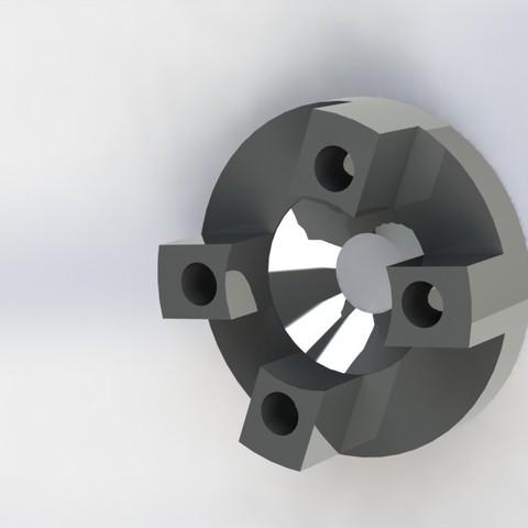 parte parafuso.JPG Download STL file mirror support • 3D printer object, Paulocnc