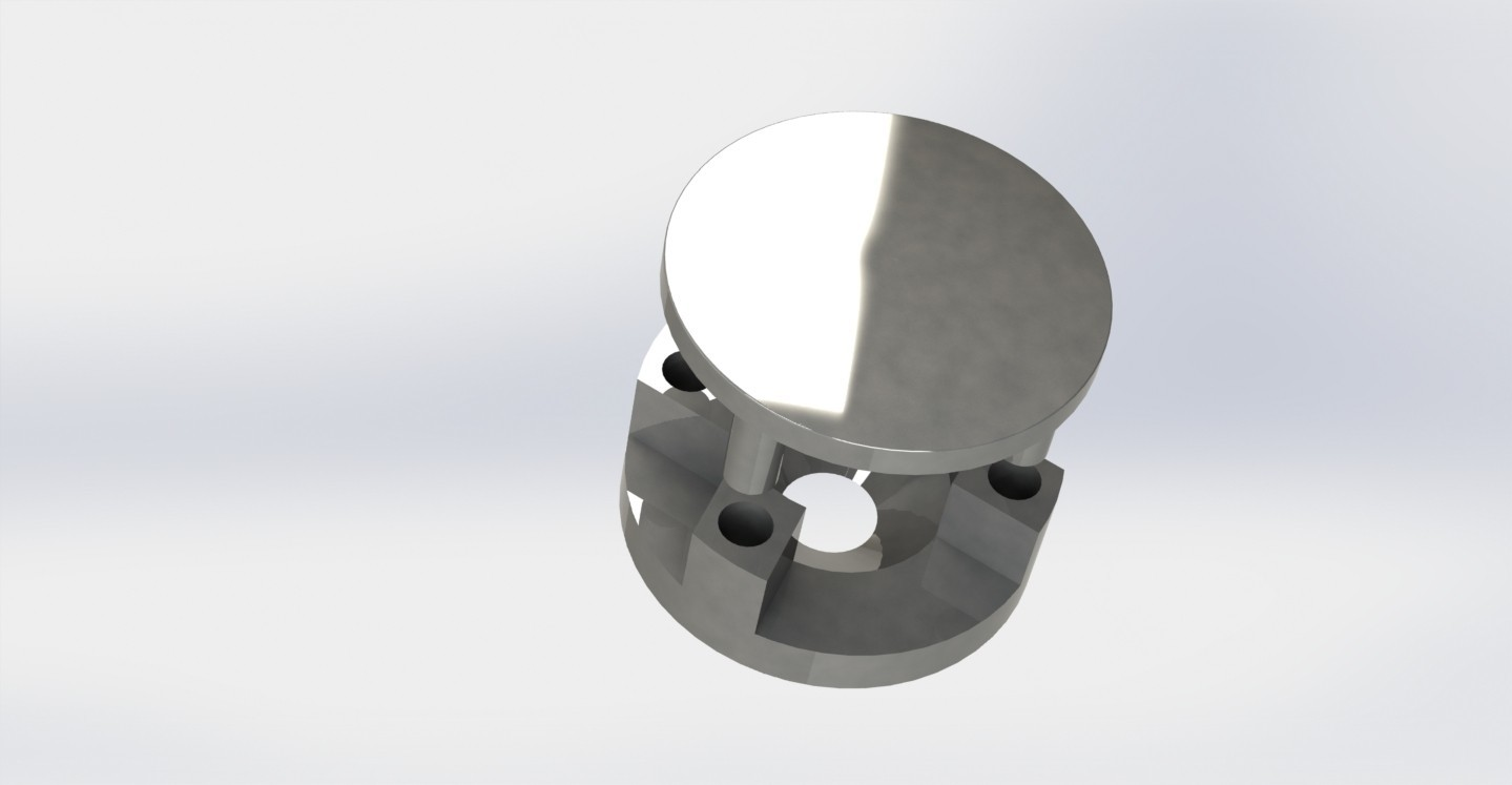 suporte vidros.JPG Download STL file mirror support • 3D printer object, Paulocnc