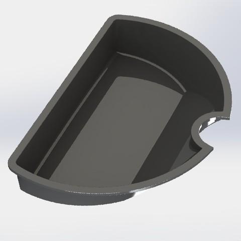 3D printer file maquina cafe senseo, Paulocnc