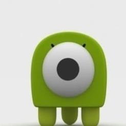marciano.jpg Télécharger fichier 3MF gratuit pocoyo martien vert • Plan imprimable en 3D, MiguelngelMartnezDaz