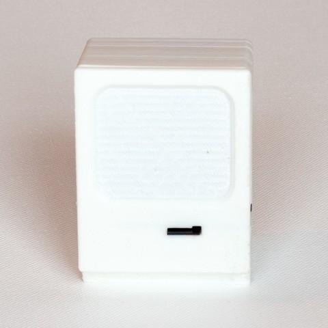 facefront.jpg Télécharger fichier STL gratuit Mini Macintosh • Modèle à imprimer en 3D, GadgetsThatGo