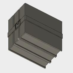 Download 3D printer designs Winrar Logo box V2, AndreiMarcu