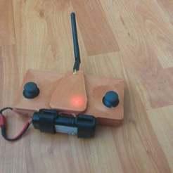 62484571_438657506926593_795499007748079616_n.jpg Download free STL file DIY rc transmitter • 3D print model, 3DMARKED