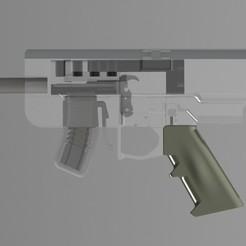 Download 3D printer templates 22 semi-automatic V.3, Kraken1983