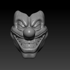 Descargar archivos 3D Clown Mask, Kraken1983