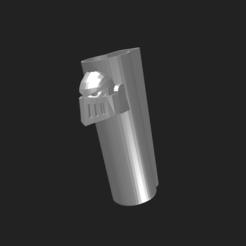 3D printer files Space marine clip case, Kraken1983
