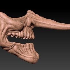 1.jpg Download STL file mask Clown 2 V.2 • 3D printer template, Kraken1983