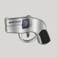 Partisan Revolver V2.0 (3D Print Kit Gun).png Download STL file Revolver Partysan v.2 22lr or 22 short • 3D printer object, Kraken1983