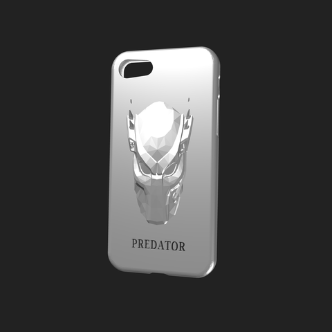 61C249D1-D32D-4867-8AB0-03A01EDAF512.png Download STL file Predator 6s 7s 8 IPhone Case • 3D printing design, Kraken1983