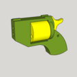 Micro Starting Pistol.png Download STL file Micro baby mixed • Object to 3D print, Kraken1983