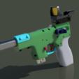 Diseños 3D gratis Prototipo de Airsoft, Max73D