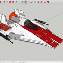 Archivos 3D gratis A-Wings Suck Star Wars, Max73D