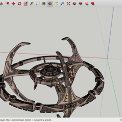 Free stl Star Trek - Deep Space Nine, Max73D