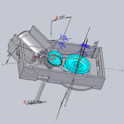 Free 3d model Belt Mounting, Max73D