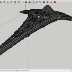 Fichier impression 3D gratuit Destiné Stargate Universe, Max73D
