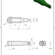 Free 3d printer files Green ball test, Max73D
