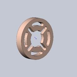 Free 3D printer model Spin_attachment, Max73D