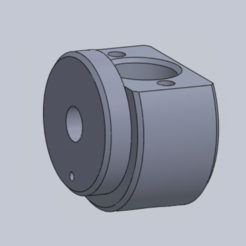Free stl files Oscillating cylinder, Max73D