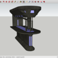 fichier imprimante 3d gratuit Destiny food dispenser, Max73D