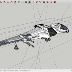 Free 3d printer files Slayn & Korpil A/SF-01 B-Wing Starfighter, Max73D