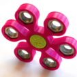 Free STL files Hex Nut Spinner, mtairymd