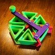Free Trammel of Archimedes 3D printer file, mtairymd