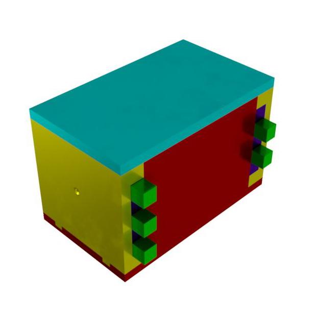 Top_Level_Assy (2).jpg Télécharger fichier STL gratuit Boîte de casse-tête combinée • Modèle à imprimer en 3D, mtairymd