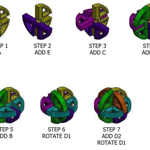 30e62fddc14c05988b44e7c02788e187_display_large.jpg Télécharger fichier STL gratuit Puzzle Saturnus • Objet à imprimer en 3D, mtairymd