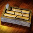 Free stl file Dowel Puzzle, mtairymd
