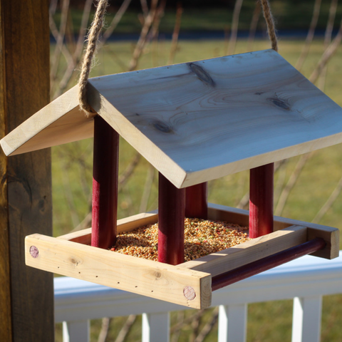 Free 3d printer files Bird Feeder, mtairymd