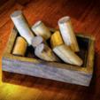 Objet 3D gratuit Dowel Puzzle, mtairymd