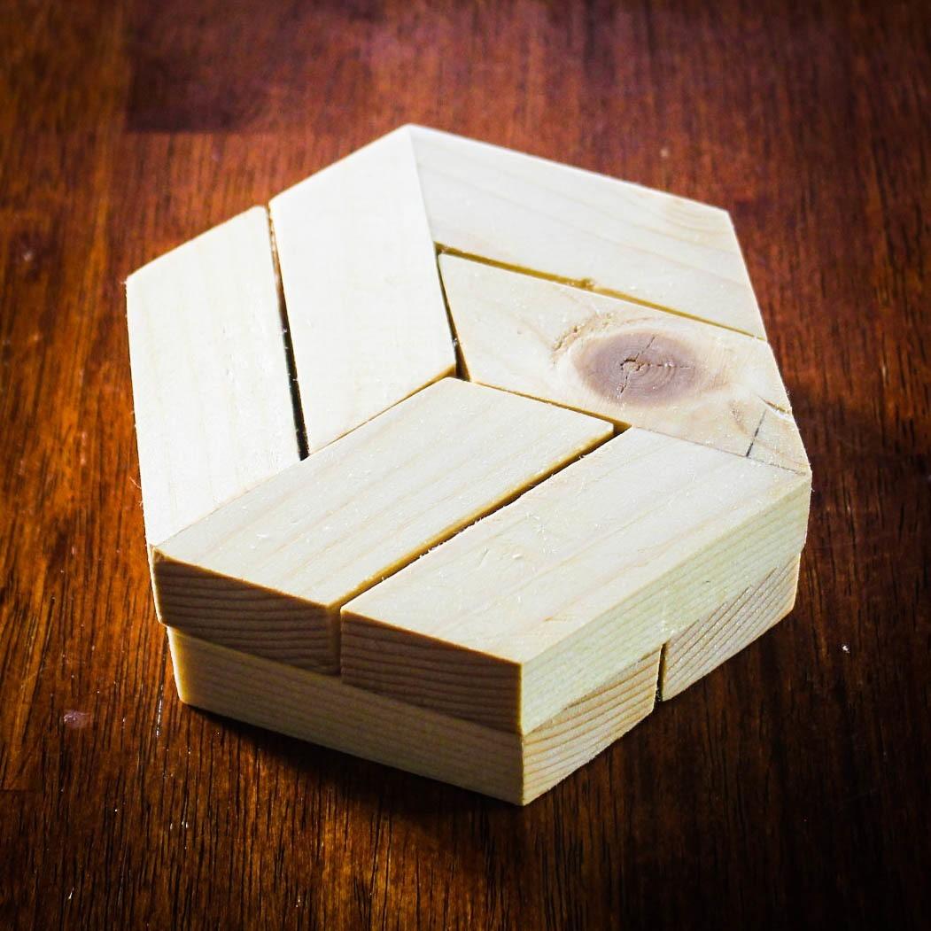 IMG_0157.jpg Télécharger fichier STL gratuit Puzzle hexagonal • Modèle pour imprimante 3D, mtairymd