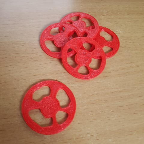Fichier impression 3D gratuit Rondelle Tomate, yalcars