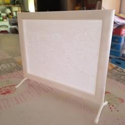 Télécharger fichier imprimante 3D Cadre Photo, yalcars