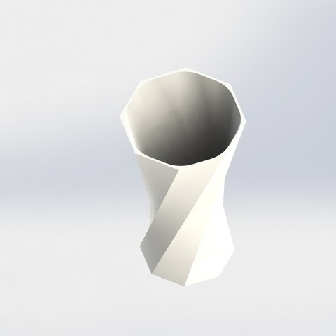 vase011.JPG Download STL file small pot • 3D printable design, Chris48