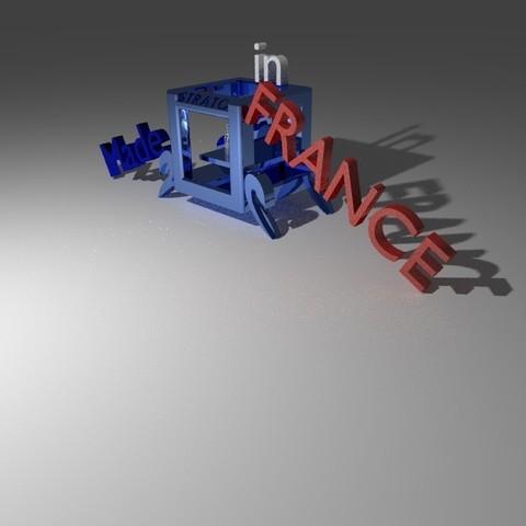 0131.jpg Télécharger fichier STL gratuit STRATOMAKER DECO • Plan pour impression 3D, Chris48