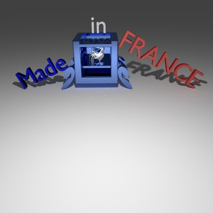 0076.jpg Télécharger fichier STL gratuit STRATOMAKER DECO • Plan pour impression 3D, Chris48