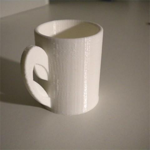 MUG PRINT01.jpg Download free OBJ file STRATOMAKER MUG • 3D print template, Chris48