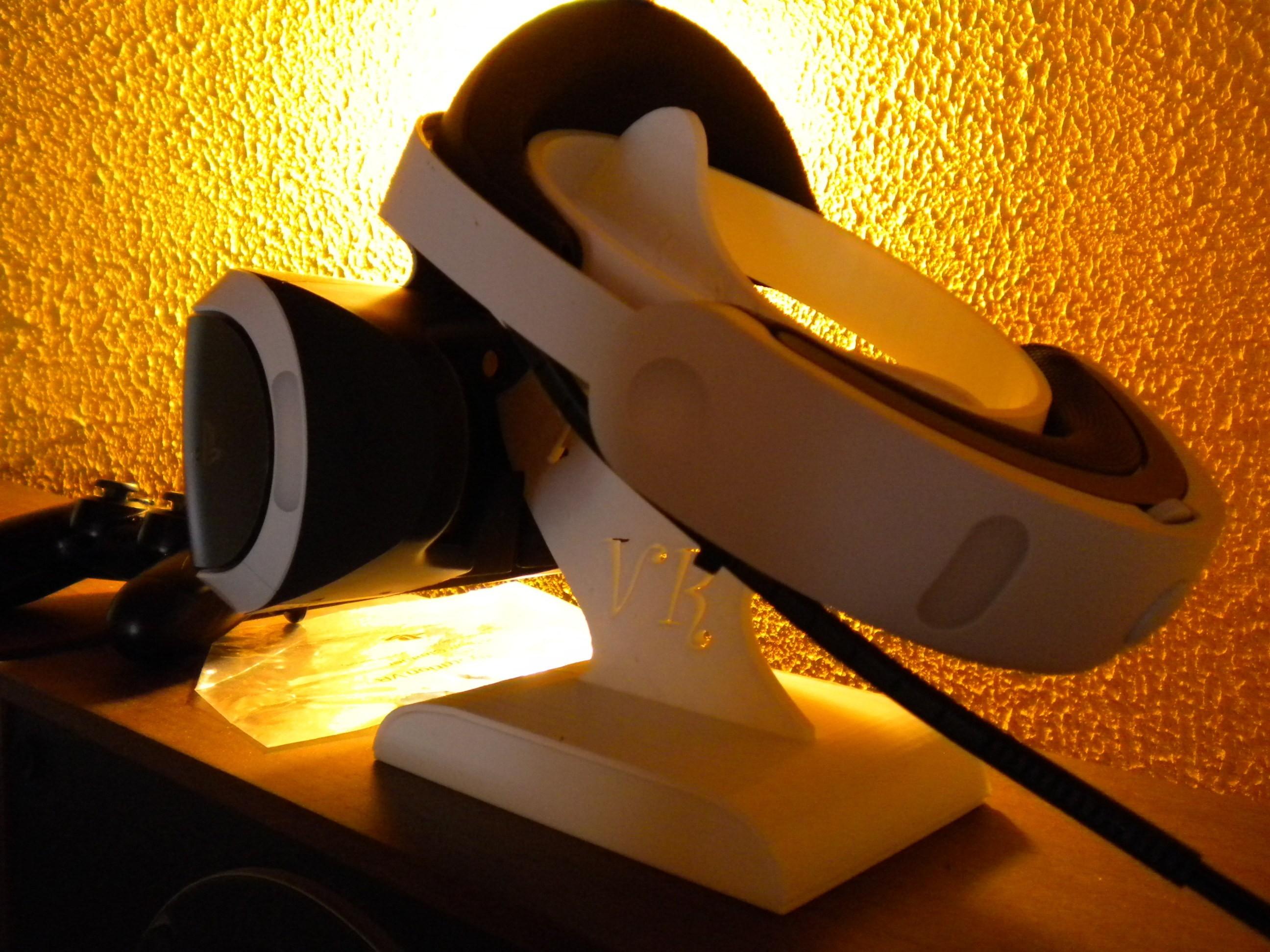 DSCN4169.JPG Download STL file VR Helmet • 3D printing design, Chris48
