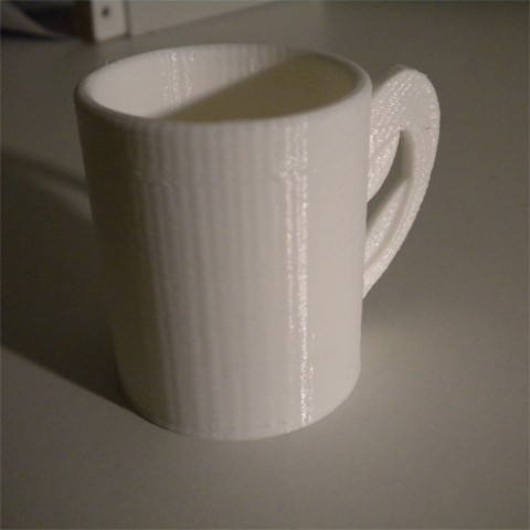 MUG PRINT02.jpg Download free OBJ file STRATOMAKER MUG • 3D print template, Chris48