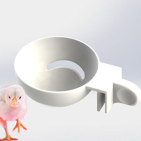 13.jpg Télécharger fichier STL gratuit oeuf cuisine • Objet à imprimer en 3D, Chris48
