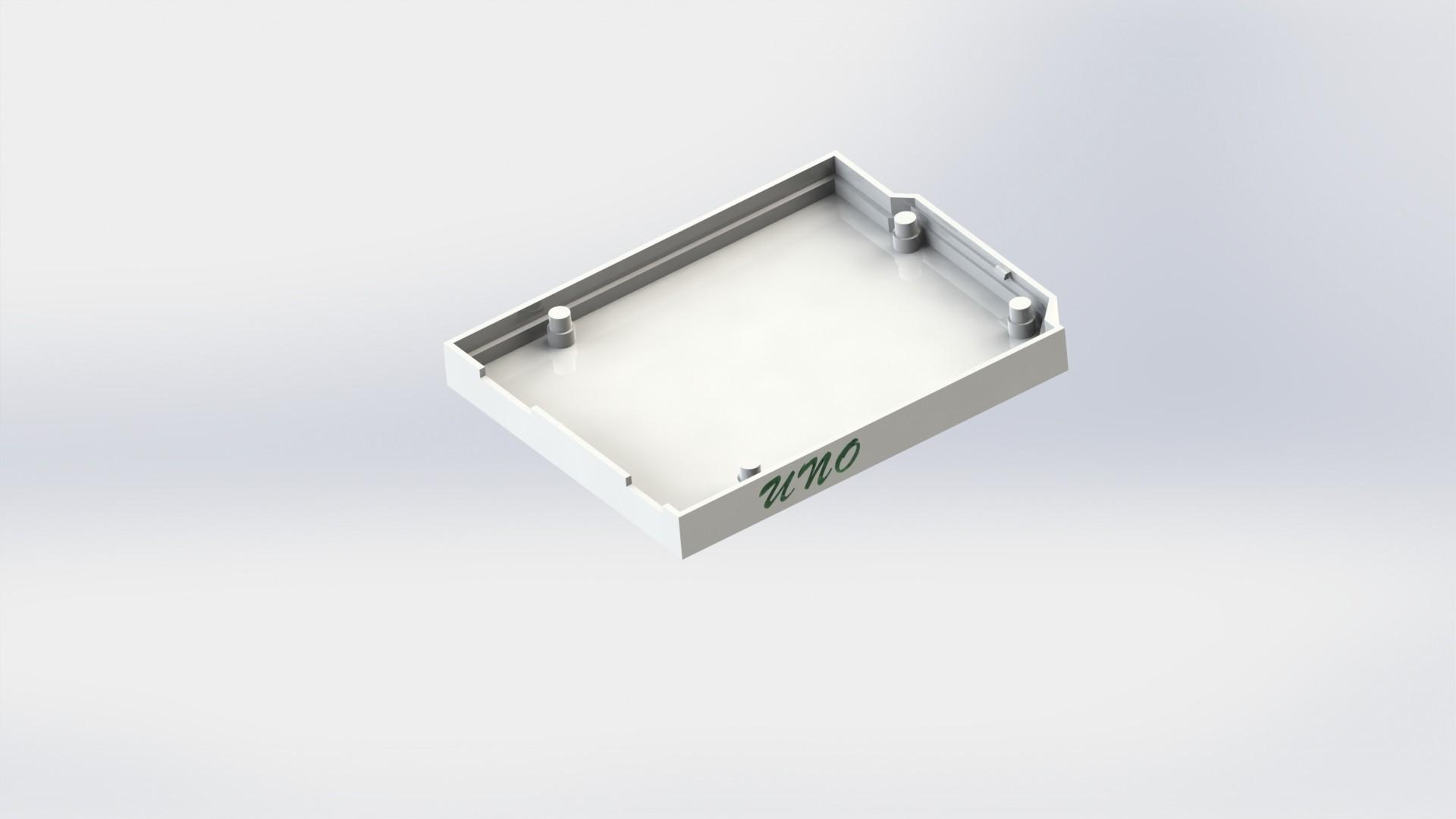 UNO01.JPG Télécharger fichier STL gratuit Arduino UNO • Design pour impression 3D, Chris48