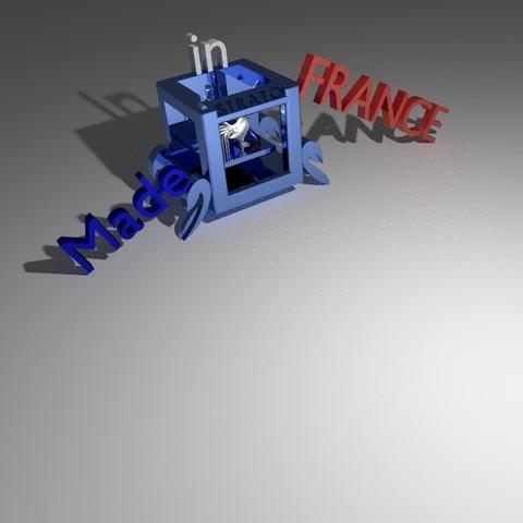 0036.jpg Télécharger fichier STL gratuit STRATOMAKER DECO • Plan pour impression 3D, Chris48