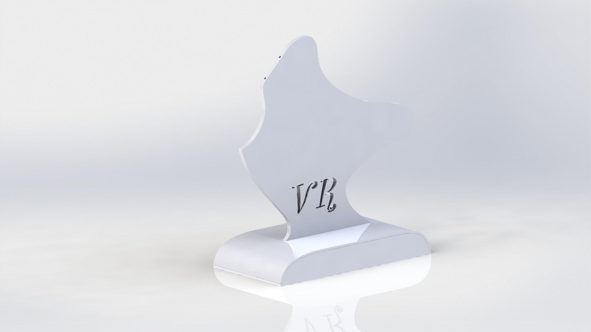 face01.JPG Download STL file VR Helmet • 3D printing design, Chris48