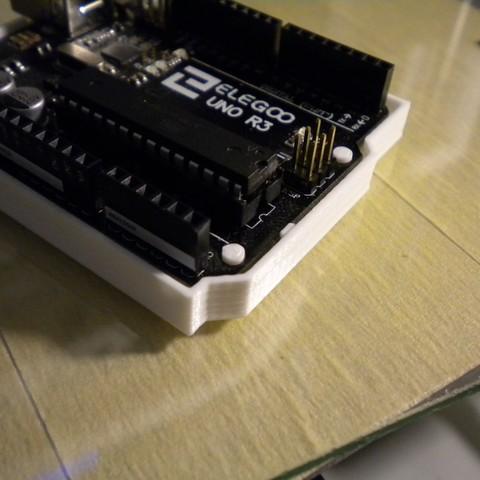 DSCN4168.JPG Télécharger fichier STL gratuit Arduino UNO • Design pour impression 3D, Chris48