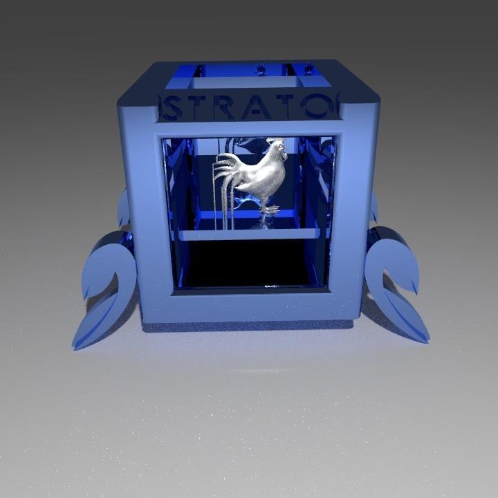 04.jpg Télécharger fichier STL gratuit STRATOMAKER DECO • Plan pour impression 3D, Chris48