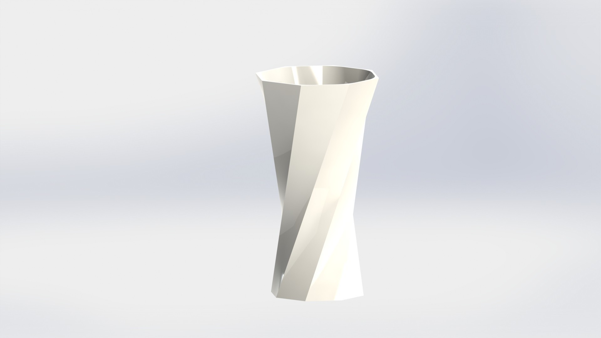 vase01.JPG Download STL file small pot • 3D printable design, Chris48