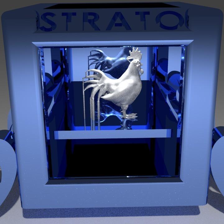 05.jpg Télécharger fichier STL gratuit STRATOMAKER DECO • Plan pour impression 3D, Chris48