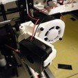 3D printer models AnetA8 turbine fan, Chris48
