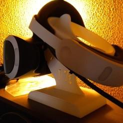Modèle 3D Casque VR , Chris48